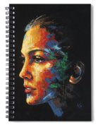 Sun Kissed - With Hidden Pictures Spiral Notebook