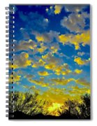 Sun Kisses Spiral Notebook