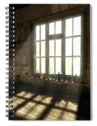 Sun Patch Spiral Notebook