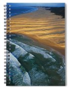 Sun Rise Coast  Spiral Notebook