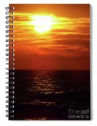 Sun Setting Spiral Notebook