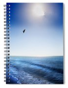 Sun Shade Spiral Notebook