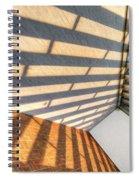 Sun Struck Spiral Notebook
