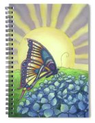 Sun Up Spiral Notebook