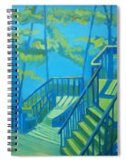 Suncook Stairwell Spiral Notebook