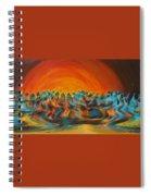 Sundance Spiral Notebook