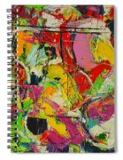 Sunday Mood Spiral Notebook