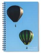 Sunday Morning Spiral Notebook