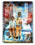 Sundee Photo Spiral Notebook