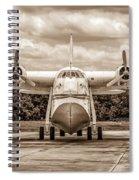 Sunderland Spiral Notebook