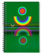 Sundown Spiral Notebook