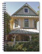 Sundy House Spiral Notebook
