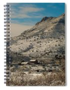 Sunflower Arizona 2 Spiral Notebook