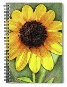 Sunflower Expressed Spiral Notebook