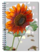 Sunflower Fun II Spiral Notebook