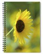 Sunflower Summer Spiral Notebook