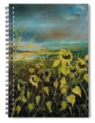 Sunflowers 562315 Spiral Notebook