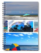 Sunglasses Needed In Paradise Spiral Notebook
