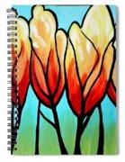 Sunglow  Spiral Notebook