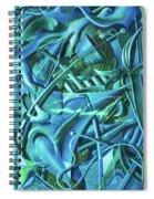Sunken Sails Spiral Notebook