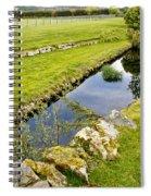 Sunken Sky Spiral Notebook