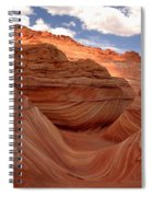 Sunkiss At Coyote Buttes Spiral Notebook