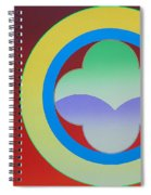Sunlight Spiral Notebook