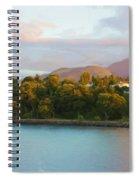 Sunlight Spiral Notebook