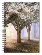 Sunlight In The Meadow Spiral Notebook