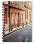 Sunlight In Toulouse Spiral Notebook