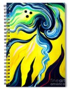 Sunlight, To Erase The Negative Energy Spiral Notebook