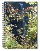 Sunlite Silver Falls Spiral Notebook