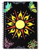 Sunny Delight Spiral Notebook