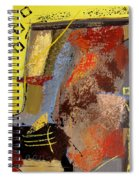 Sunny Disposition Spiral Notebook