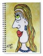 Sunny... - Ensoleille... Spiral Notebook