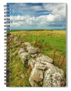 Sunny Meadow Sheep Spiral Notebook