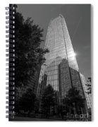 Sunny Midtown Atlanta Spiral Notebook