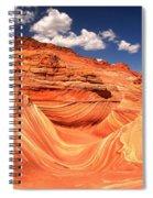 Sunny Northern Arizona Landscape Spiral Notebook