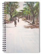 Sunny Road Spiral Notebook