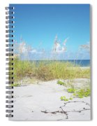 Sunny Sanibel Spiral Notebook