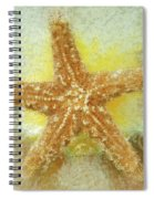Sunny Star Spiral Notebook