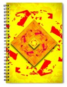 Sunny Thoughts Spiral Notebook