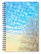 Sunny Tree Spiral Notebook