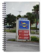Sunoco Bait And Tackle Spiral Notebook