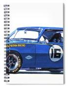 Sunoco Camaro Z28  Spiral Notebook