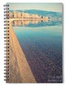 Sunoka In January Spiral Notebook