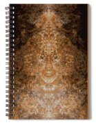 Sunqueen Of Woodstock Spiral Notebook