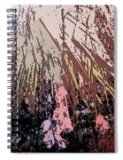 Sunrays Spiral Notebook