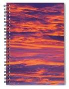 Sunrise #2 Spiral Notebook