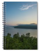 Sunrise Allegheny National Forest Spiral Notebook